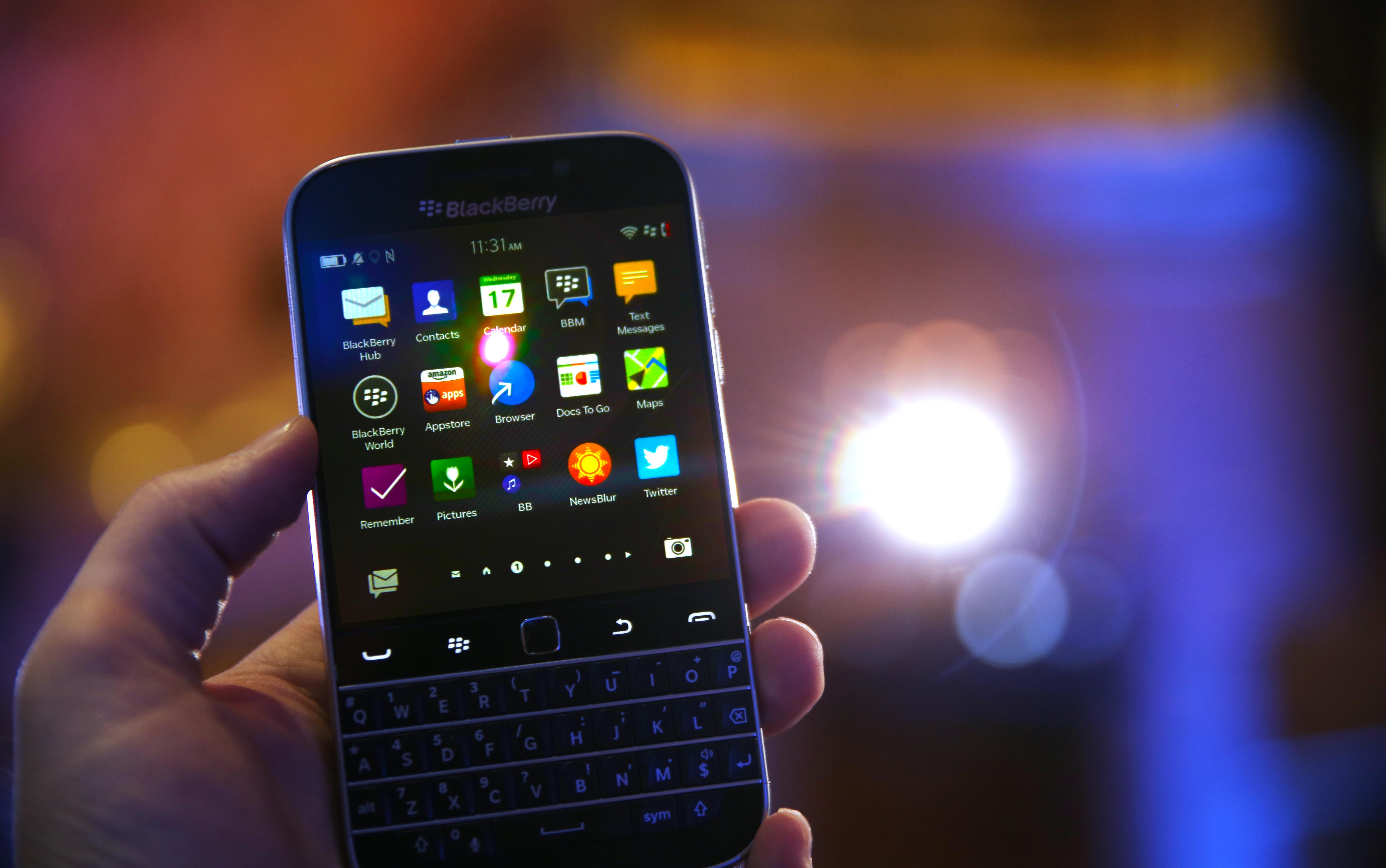 application site de rencontre pour blackberry