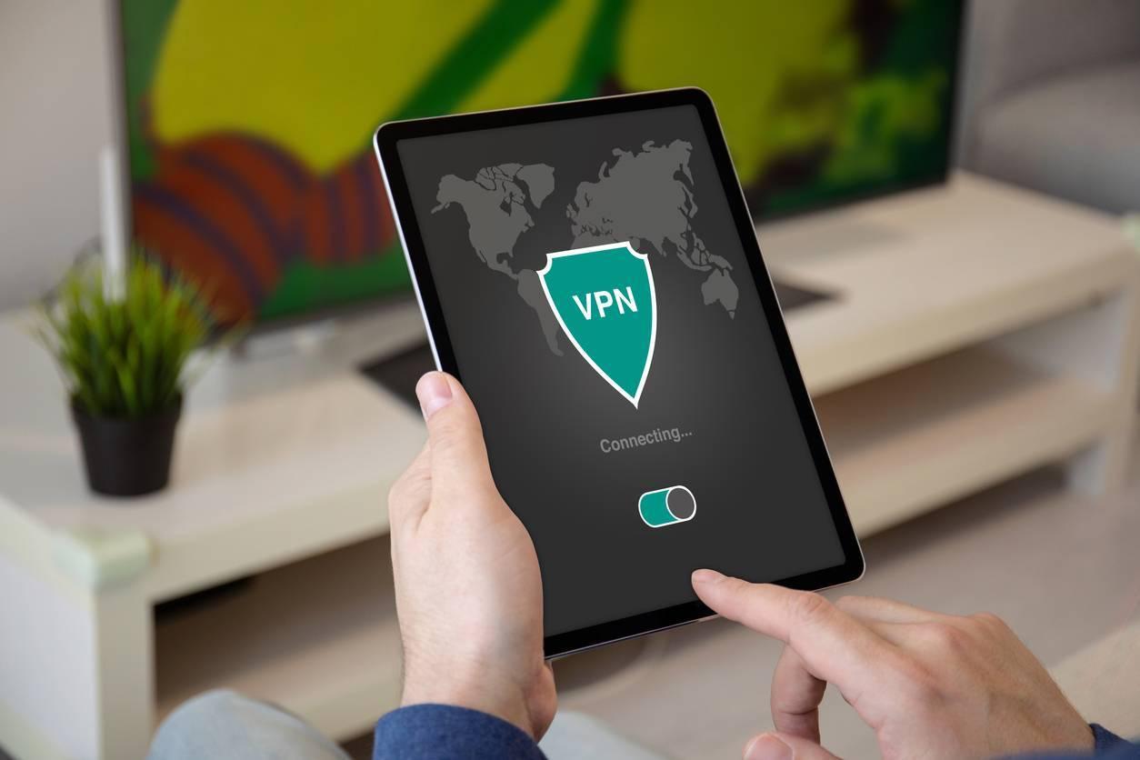 VPN protection des données
